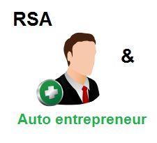 RSA Auto Entrepreneur : Peut on cumuler les deux?