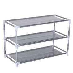 Cheap home furniture, Buy Quality shoe rack directly from China storage shoe rack Suppliers: Non-woven Fabric Storage Shoe Rack Hallway Cabinet Organizer Holder removable door shoe storage cabinet shelf DIY Home Furniture Diy Shoe Storage, Diy Shoe Rack, Shoe Storage Cabinet, Hanging Storage, Fabric Storage, Shoe Rack Hallway, Hallway Cabinet, Cabinet Space, Shoe Rack Grey