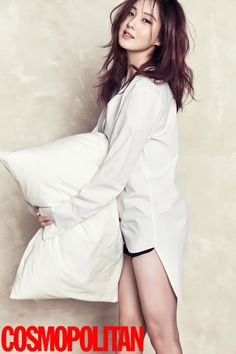 Girls Generation member Seohyun in Cosmopolitan Korea
