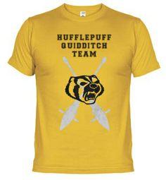 Camisetas HUFFLEPUFF