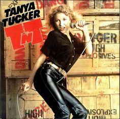 tnt album cover - Image courtesy of Geffen Records
