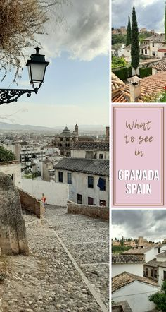 Here is what to do in #GranadaSpain and what to see. Even though the situation is not yet totally safe for traveling, one can still dream and plan, right! #Travel #TravelSpain #TravelEurope #TravelGranada #GranadaThingsToDo #SpainThingsToSee European Travel Tips, European Vacation, European Destination, Spain And Portugal, Portugal Travel, All About Spain, Spain Travel Guide, Granada Spain, Countries To Visit