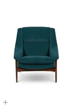 INCA Samt Sessel   Wohndesign   Wohnzimmer Ideen   BRABBU   Einrichtungsideen   Luxus Möbel   wohnideen   www.brabbu.com