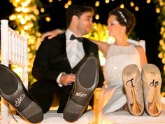 Casamiento de Sofi & Marinano www.claralorenzini.com.ar Pool Slides, Couple Goals, Relationship Goals, Couples, Sneakers, Wedding, Shoes, Note, Future