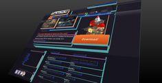 Warsow.net in 3D