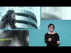 Lass die Musik an - Madsen | in Gebärdensprache | NJOY | NDR - YouTube