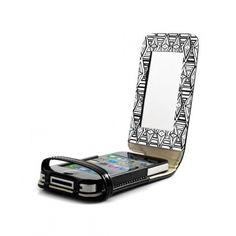 iPhone 5 Case with Mirror – Shine Aztec