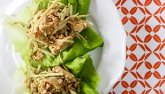 These Chicken Lettuce Wraps are SO addicting and exactly what you need for dinner tonight.