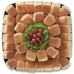 Publix Deli Tropical Bites Platter, Large Serves 26-30