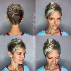 Doe vandaag ook inspiratie op met deze mix van 10 trendy korte kapsels. - Kapsels voor haar