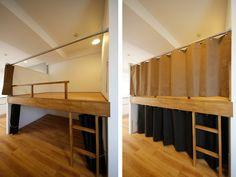 西大島プロジェクト 第3回「土間とベッド下の大きな収納、この自由度をどう使いこなすか?」 - RealTokyoEstate-東京R不動産-