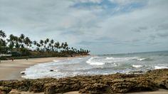 Praia do Coqueirinho. PB