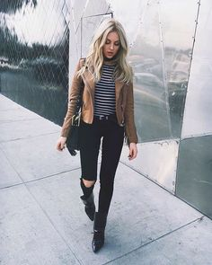 ripped distressed jeans cutout
