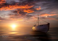 Your light,my serenity by Manuel Roger on 500px