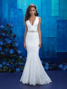Michigan bridal wedding gown store Allure Bridals 9401 Allure ...