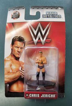 NANO METALFIGS DIE CAST W8 CHRIS JERICHO ACTION FIGURE WRESTLING JADA TOYS - http://bestsellerlist.co.uk/nano-metalfigs-die-cast-w8-chris-jericho-action-figure-wrestling-jada-toys/