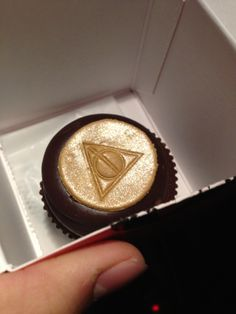 harry potter cupcake from georgetown cupcake! @Allyson Lohr