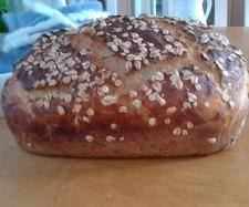 Rezept saftiges Haferflockenbrot von meito - Rezept der Kategorie Brot & Brötchen