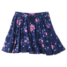 Cherokee® Girls' Challis Skirt