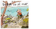 Lula. Creación de los cuentos infantiles y diseño del merchandising. Estudio Mariscal