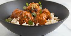 Chicken Quinoa Meatballs | KitchenDaily.com
