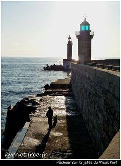 Phares de Bastia, Corse