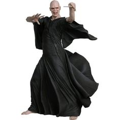 How to Make a Voldemort Costume - Photos ©Warner Bros. Pictures. All Rights Reserved.