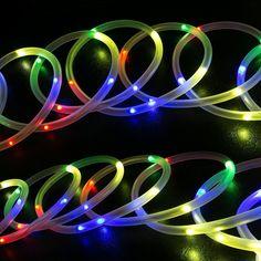 B018TEQDG8  #WYZ #WYZworks #LED #lighting #Decoration #Solar #SolarLED Solar Energy, Solar Power, Outdoor Rope Lights, Solar Led, Light Sensor, Strobing, Easy Install, Solar Panels, Special Events