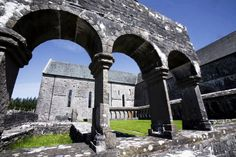 Ballintubber Abbey is a royal abbey located in beautiful Co. Mayo!