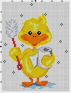 MAGIC CROSS STITCH: PAPERE E CIGNI