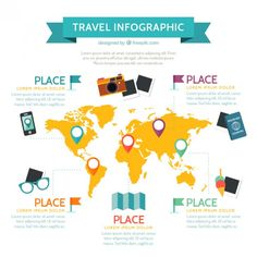travel-infographic-elements_23-2147541479.jpg (626×626)