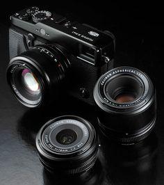 Fujifilm X-Pro1 - As close as I can ever afford to a Leica M9.