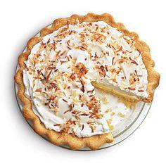 Coconut Cream Pie | CookingLight.com