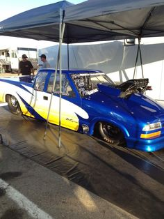 . S10 Truck, Small Pickups, Street Outlaws, Funny Cars, Drag Cars, Car Humor, Race Day, Drag Racing, Fast Cars