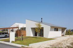 ダイチノイエ: toki Architect design officeが手掛けた家です。