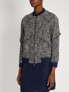 Sewing inspo: Braelyn jacket | Diane Von Furstenberg | MATCHESFASHION.COM US