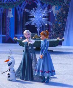 Olaf, Elsa, and Anna Frozen Disney, Princesa Disney Frozen, Disney Olaf, Frozen Movie, Frozen Elsa And Anna, Olaf Frozen, Elsa Anna, Disney Princess Quotes, Disney Princess Pictures