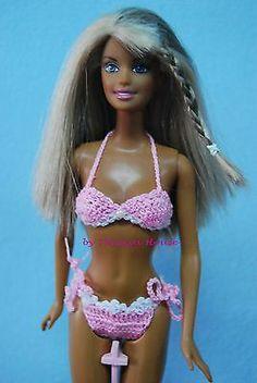 Barbie Bikini Crochet collection # 2 PINK
