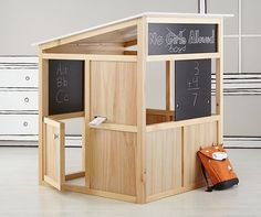 Bungalow Play House - a cubby of contemporary style