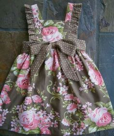 Trendy Sewing Patterns For Kids Daughters Projects Ideas Little Girl Outfits, Little Girl Fashion, Little Dresses, Little Girl Dresses, Little Girls, Kids Fashion, Curvy Fashion, Fall Fashion, Style Fashion