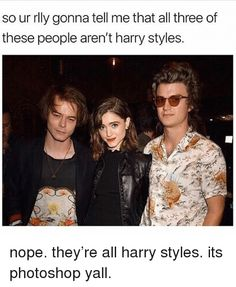 They are all harry