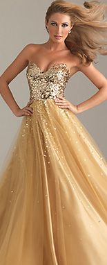 This is going to be my prom dress!