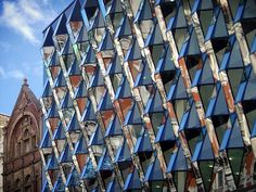 367 Oxford Street by Future Systems, photo by Ross Bowman