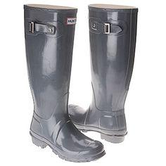 Women's Hunter Boot Hunter Original Gloss Graphite Shoes.com