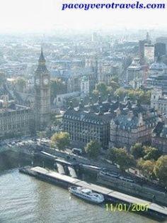Big Ben London Eye #londres http://www.pacoyverotravels.com/2013/10/london-eye.html