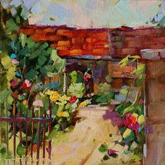 """La Grange Française""  (The French Barn)  - Dreama Tolle Perry"