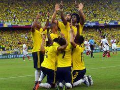 Horarios y alineaciones del partido Colombia vs Grecia Mundial Brasil 2014 | Mundial Brasil 2014