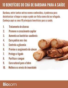 Clique na imagem e veja os detalhes dos 10 Benefícios Incríveis do Chá de Bardana para a Saúde  #bardana #chá #chádebardana #alimentação #alimento #alimentacaosaudavel #bemestar #saúde