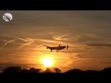 Amazing footage of a Spitfire and Hurricane flying beside two Lancasters | World War II Social Place