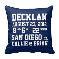 >>>Low Price Guarantee          	Birth Announcement Stats Navy Pillow           	Birth Announcement Stats Navy Pillow today price drop and special promotion. Get The best buyReview          	Birth Announcement Stats Navy Pillow Review on the This website by click the button below...Cleck Hot Deals >>> http://www.zazzle.com/birth_announcement_stats_navy_pillow-189509542391288855?rf=238627982471231924&zbar=1&tc=terrest